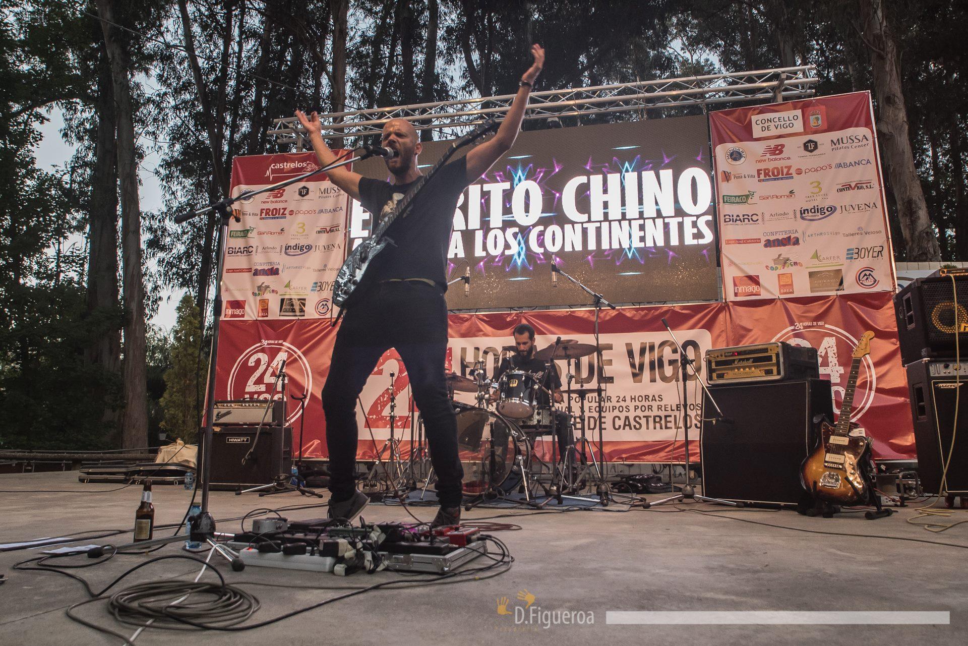 Festival Musical Carrera 24H Vigo