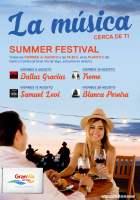 Conciertos Summer Festival en Centro Comercial Gran Vía