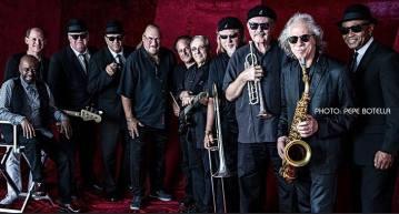 Original Blues Brothers Band en Vigo