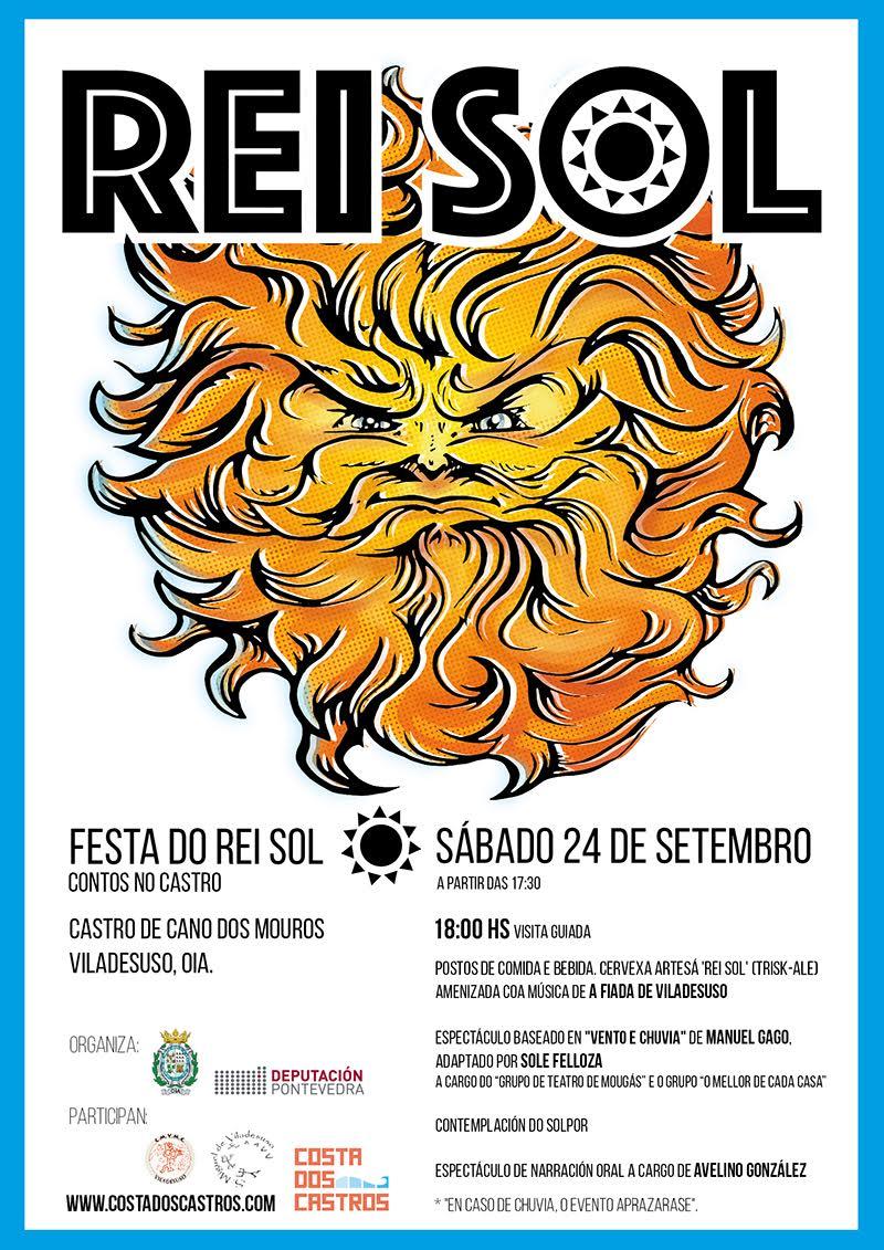 Festa do Rei Sol, Viladesuso (Oia)