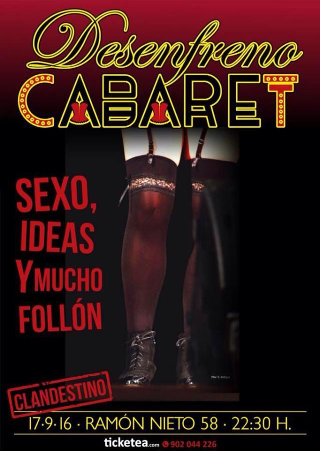Desenfreno Cabaret
