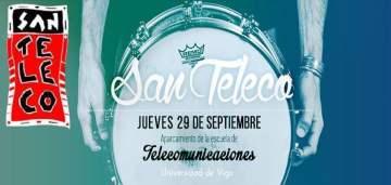 San Teleco 2016 en Vigo