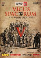 [Nueva fecha] VICUS SPACORUM V · PAU de Navia VIGO · 17 – 18 Sep.