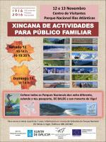 Xincana actividades gratuitas Parques Nacionais