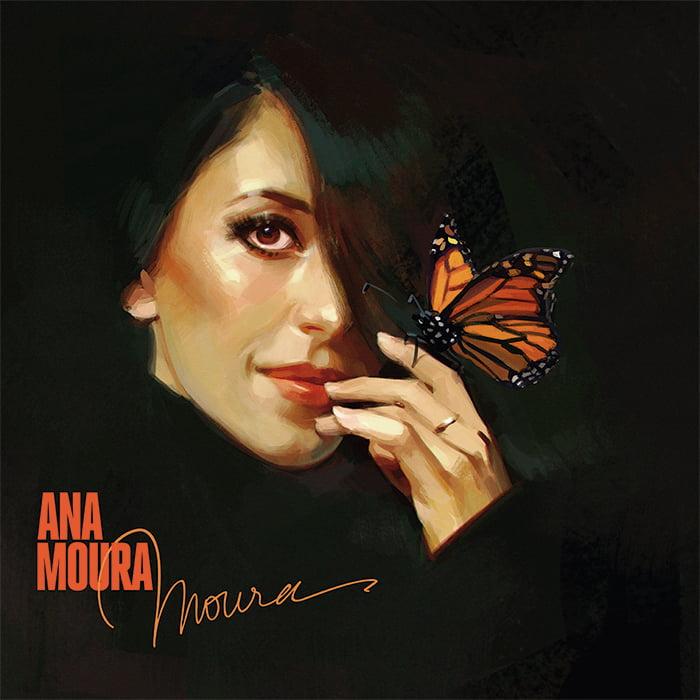 Ana Moura, fado no Mar de Vigo