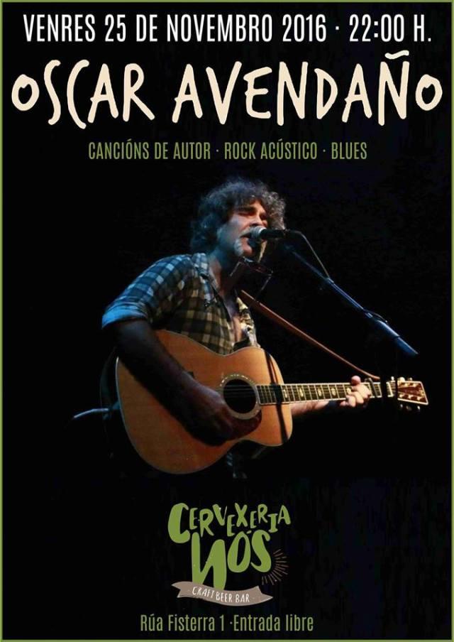 Oscar Avendaño