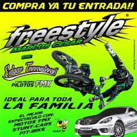 Freestyle, saltos extremos con motos y ejercicios al volante en el IFEVI