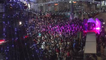 Flashmob de Navidad en Vigo 2018 | Porta do Sol