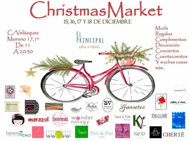 Christmas Market vigo 2016
