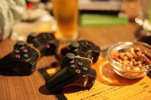 Bar Gaming Inauguración de La Grieta