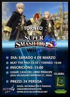Torneo Smash Bros Wii U