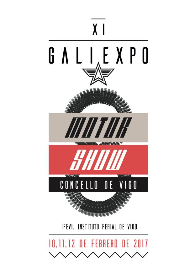 Resultado de imagen de cartel galiexpo motor show vigo