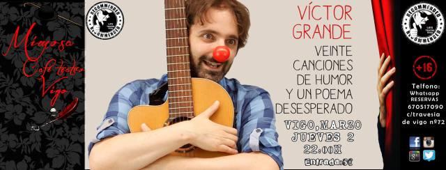 Nuevo Show de Victor Grande