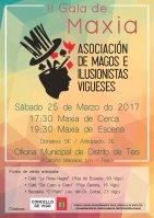 II Gala de Maxia de Cerca, Teis