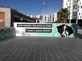 Visitas guiadas por las medianeras de Vigo