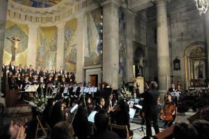 Concierto de la Orquesta Clásica, Reconquista de Vigo