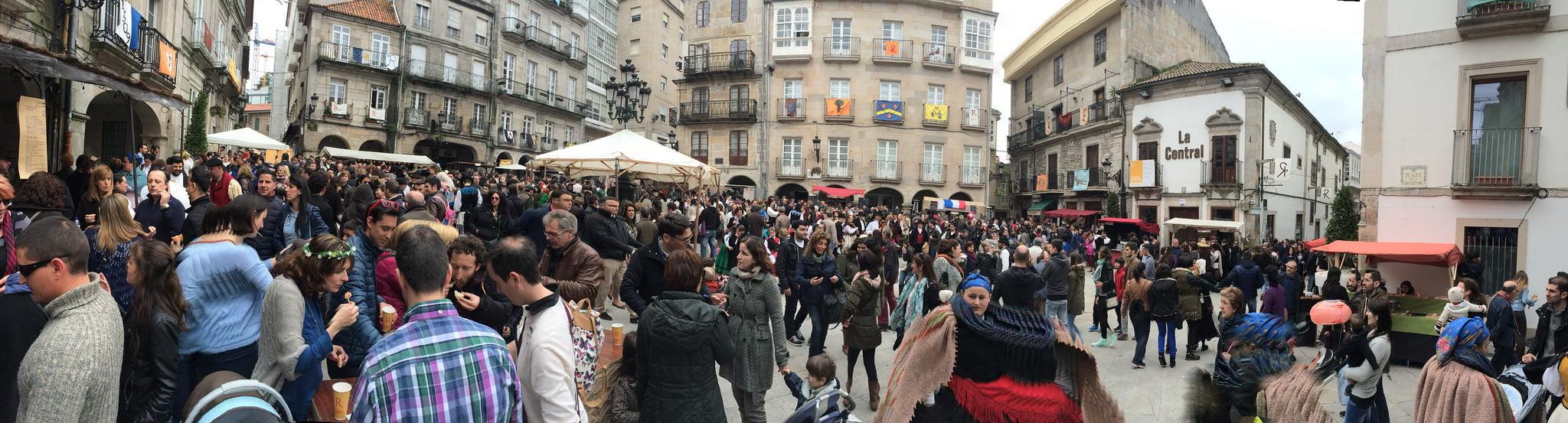 Reconquista de Vigo 2017