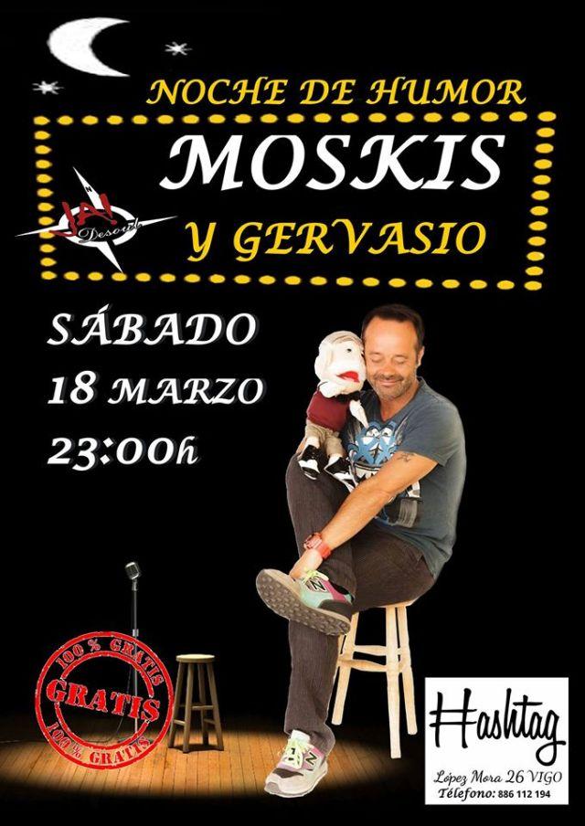 Monólogo de Moskis y Gervasio