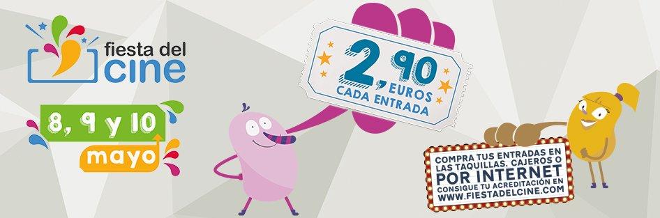 Fiesta del cine en Vigo 2017
