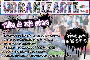 URBANIZARTE taller de arte urbano