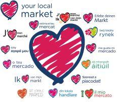 Ama o teu mercado, actividades nos mercados