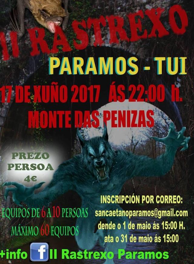 Rastrexo de Paramos 2017