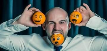Tito Rober, Vida y milagros del zumo de naranja