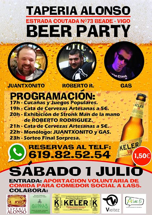 Beer Party 2017