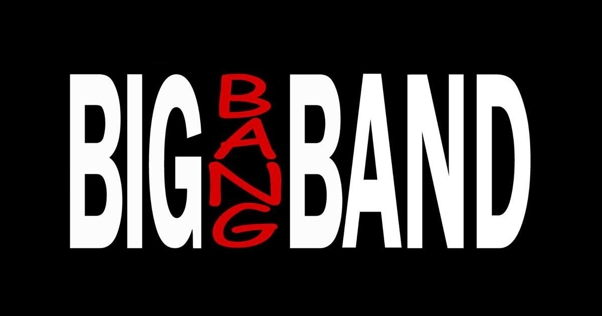Concierto de Big Bang Band en Vigo.
