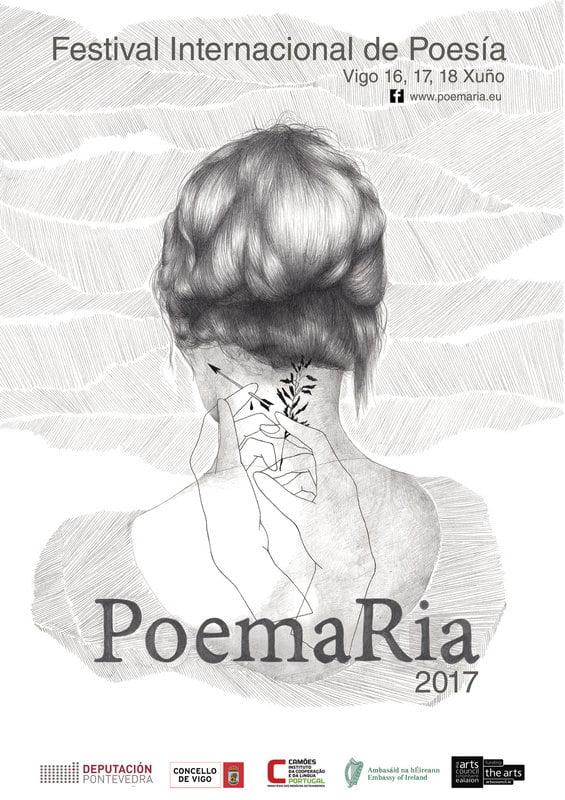 Festival PoemaRia, poesía polo Casco Vello!