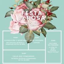 programación de la Fiesta de la Rosa 2017