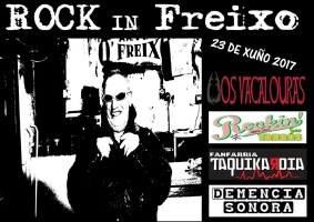 Rock in Freixo 2017