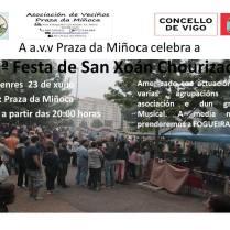 San Juan 2017 Plaza de la Miñoca
