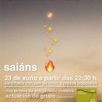 San Juan 2017 Saiáns