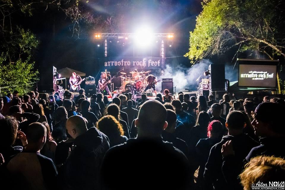 Arrastro Rock Festival 2017 de Redondela