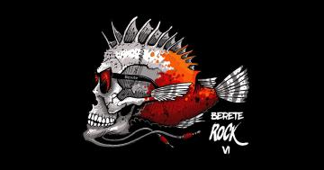 Berete Rock 2017 en Chapela