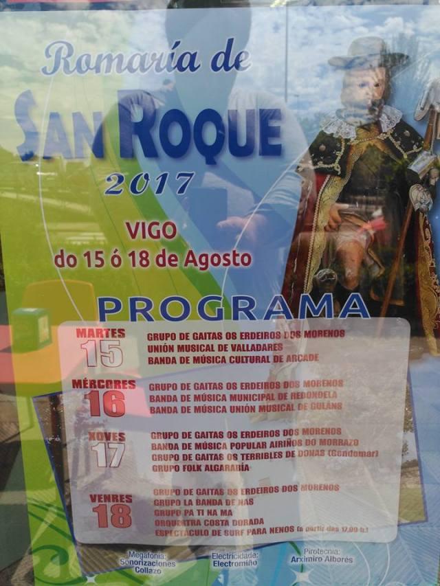 Fiestas de San Roque 2017