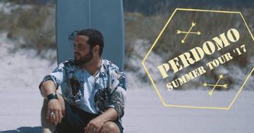 Monólogo de David Perdomo Summer Tour.