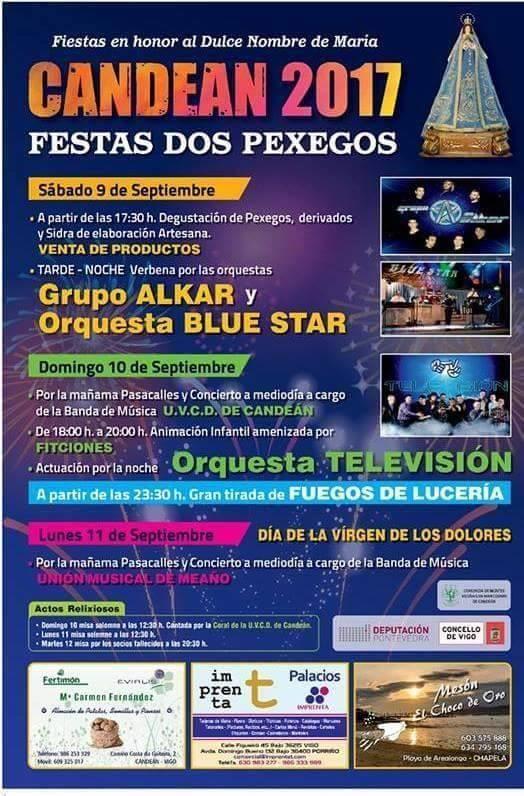 Fiesta del Melocotón 2017