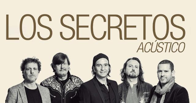Concierto de Los Secretos