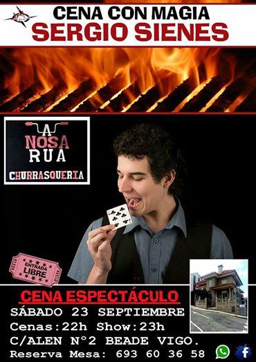 Mago Sergio Sienes