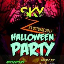 Sky Halloween Party