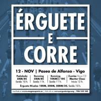 "III Carrera Solidaria ""Érguete e Corre"""
