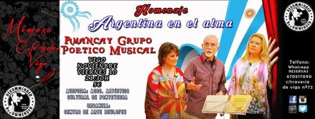 Argentina En El Alma