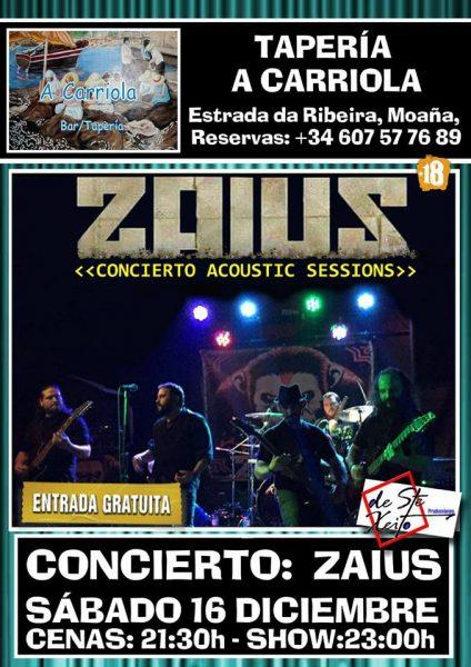 Concierto de Zaius