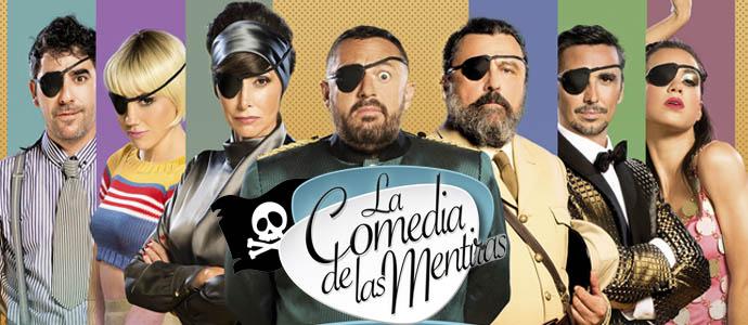 La Comedia de las Mentiras | Teatro | Mar de Vigo