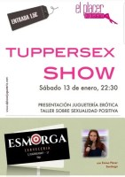 TupperSex Show con Emma Placer