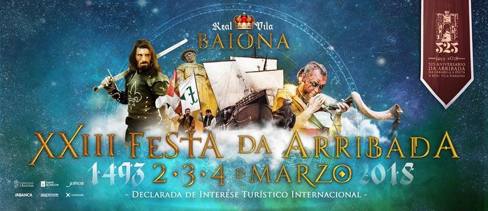 Fiesta de la Arribada 2018 | Baiona