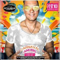 Carnaval Discoteca Anubis 2018