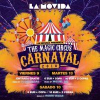 Fiestas Temáticas de Carnaval 2018